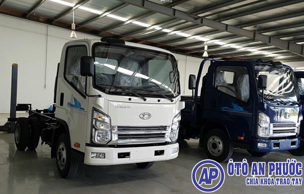 Xe tải Daehan 2t4 Isuzu