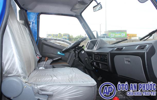 Nội Thất Xe Tải Hyundai HD19