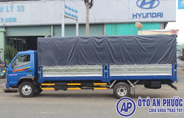 Xe Tải Hyundai Thùng Dài 6m2
