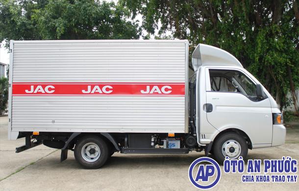 Xe tải Jac X5 tải trọng 1t25 - 2