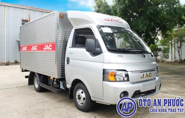 Xe tải Jac X5 tải trọng 1t25