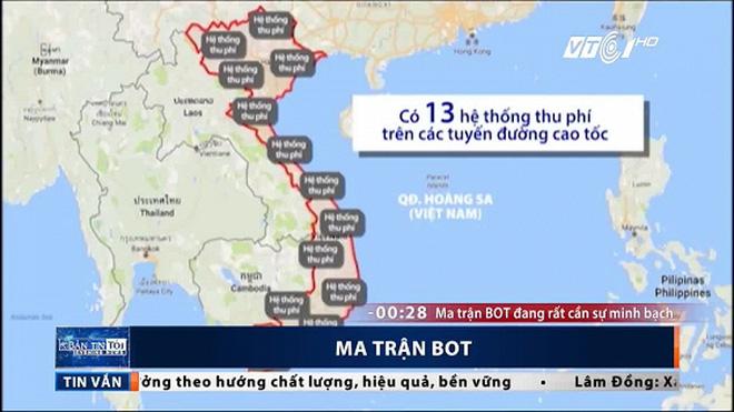 Lạc Trôi giữa Ma Trận BOT ở Việt Nam