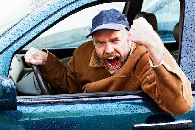 Tài xế lái xe không đáng bị gọi là Hung Thần