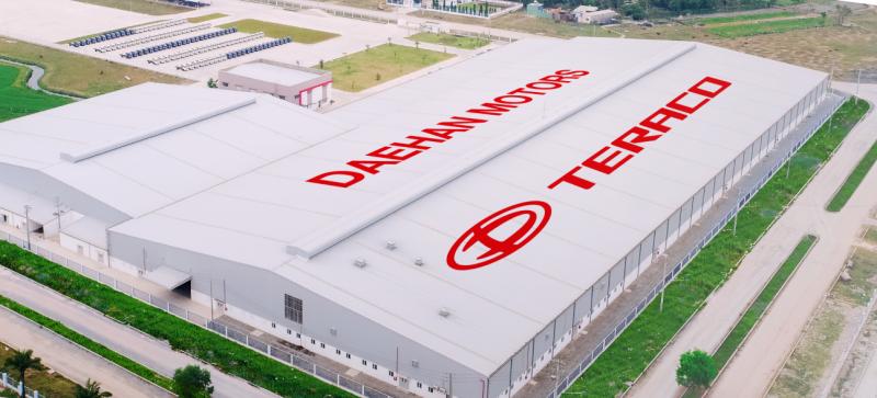 Nhà máy Daehan Teraco